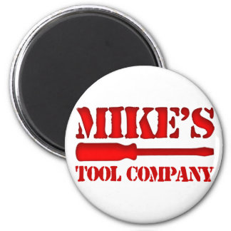 Mike's Tool Company Magnet