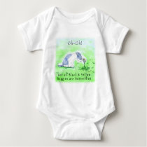 Mikey & the Butterfly Baby Bodysuit
