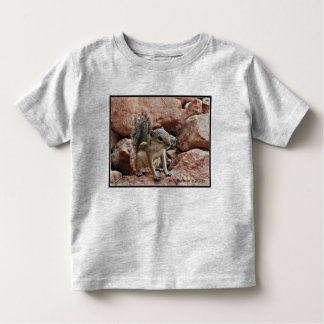 Mikey the Ground Squirrel Tee Shirts