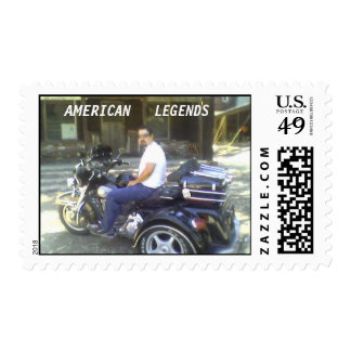 Mikey's Trike, AMERICAN   LEGENDS Postage