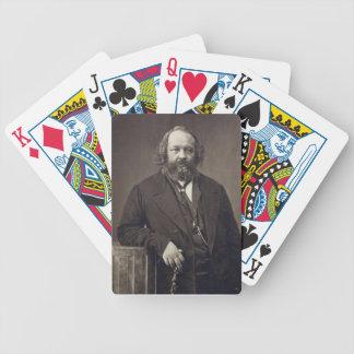 mikhail bakunin playing cards
