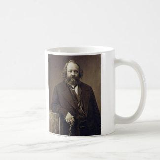 Mikhail Bakunin Russian Anarchist by Nadar Coffee Mug