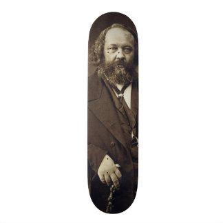 Mikhail Bakunin Russian Anarchist by Nadar Custom Skate Board