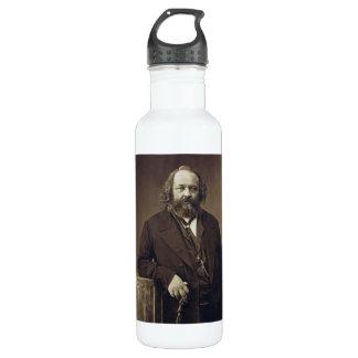Mikhail Bakunin Russian Anarchist by Nadar Stainless Steel Water Bottle