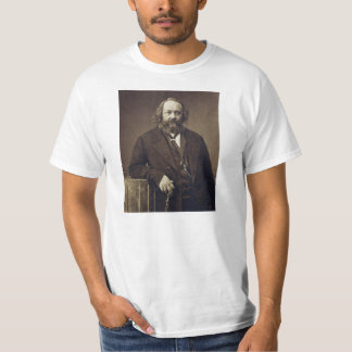Mikhail Bakunin Russian Anarchist by Nadar T-Shirt