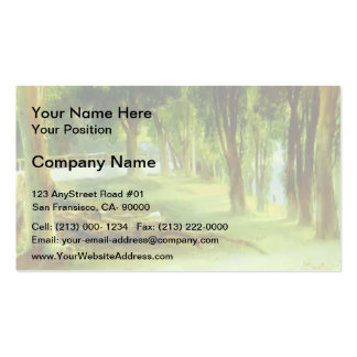 Mikhail Lebedev- Albano. White Wall Business Cards