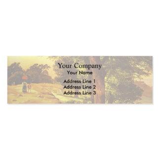Mikhail Lebedev- In Giji Park Business Card Templates