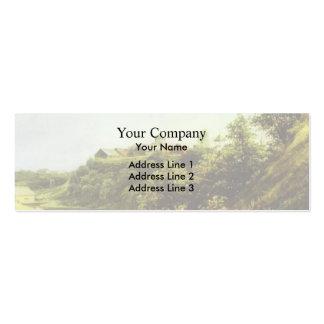 Mikhail Lebedev- Vasilkovo Business Cards