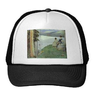 Mikhail Nesterov- A Litte Fox Mesh Hat