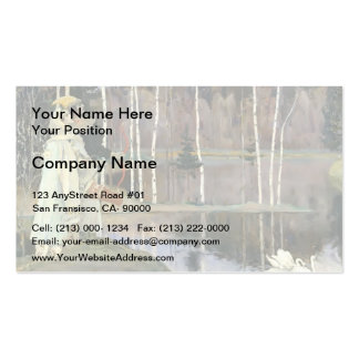 Mikhail Nesterov- Harmony Concord Business Card Template