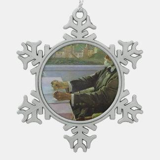 Mikhail Nesterov- Ivan Petrovich Pavlov Adornos