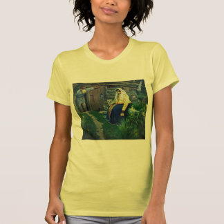 Mikhail Nesterov- para la poción de amor Camisetas
