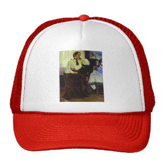 Mikhail Nesterov- Portrait of Ekaterina Nesterova Trucker Hat