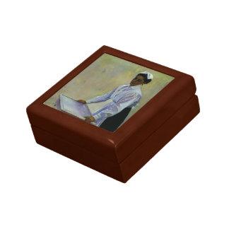 Mikhail Nesterov- Sasha Gift Boxes