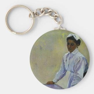 Mikhail Nesterov- Sasha Key Chain