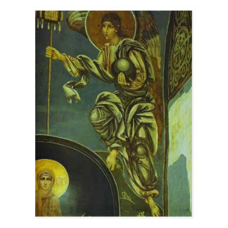 Mikhail Vrubel- Angel with Labara Postcard