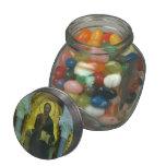 Mikhail Vrubel- Christ Jelly Belly Candy Jar