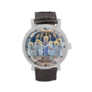 Mikhail Vrubel- Descent of Holy Spirit on Apostles Wrist Watches