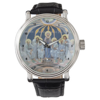 Mikhail Vrubel- Descent of Holy Spirit on Apostles Watch