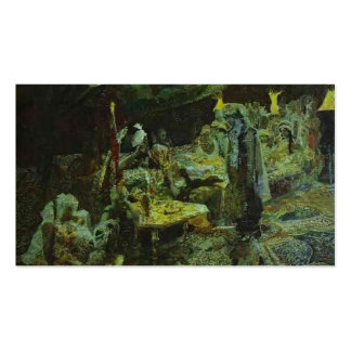 Mikhail Vrubel- Eastern Tale Double-Sided Standard Business Cards (Pack Of 100)