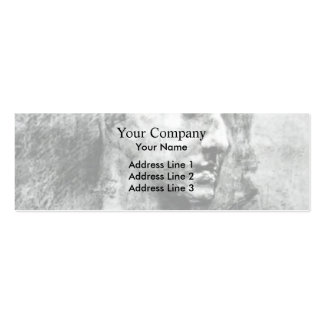 Mikhail Vrubel- Head of angel Double-Sided Mini Business Cards (Pack Of 20)