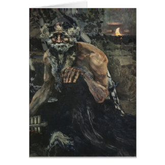 Mikhail Vrubel- Pan Card