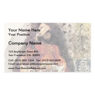 Mikhail Vrubel- Persian Prince Double-Sided Standard Business Cards (Pack Of 100)