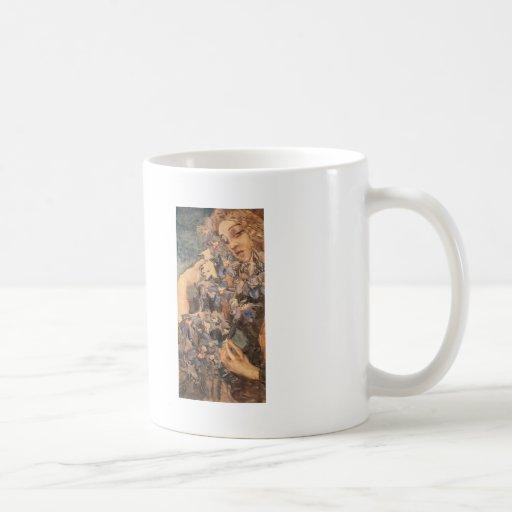 Mikhail Vrubel- Primavera Coffee Mug