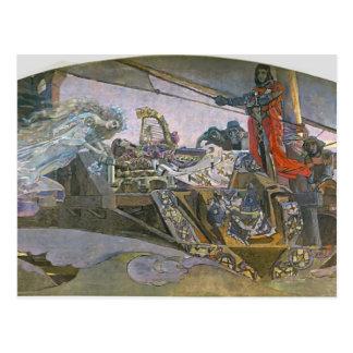 Mikhail Vrubel- Princess Reverie Post Card
