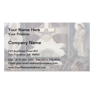 Mikhail Vrubel- Resurrection Double-Sided Standard Business Cards (Pack Of 100)