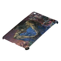 Mikhail Vrubel- Seated Demon iPad Mini Cover