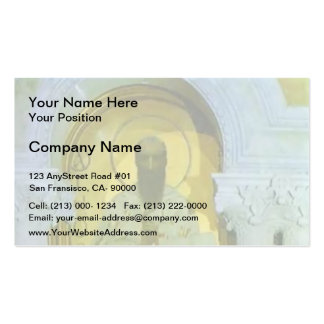 Mikhail Vrubel- St. Cyril Double-Sided Standard Business Cards (Pack Of 100)