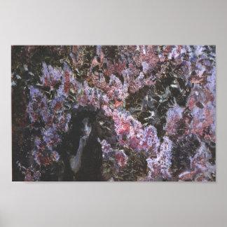 Mikhail Vrubel- The Lilacs Poster