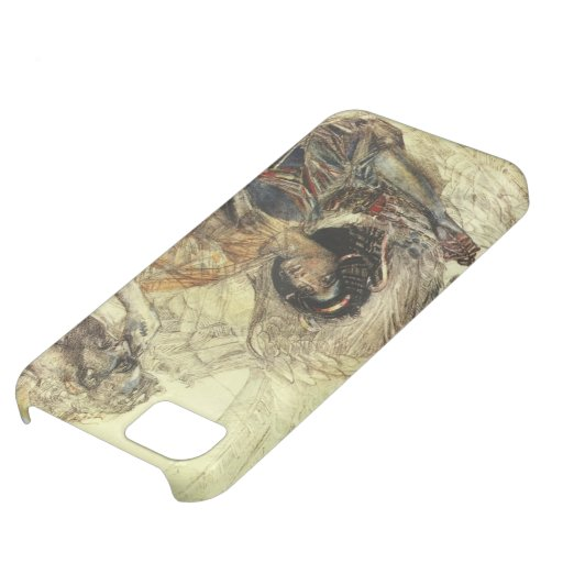 Mikhail Vrubel- The Six Winged Seraph Cover For iPhone 5C