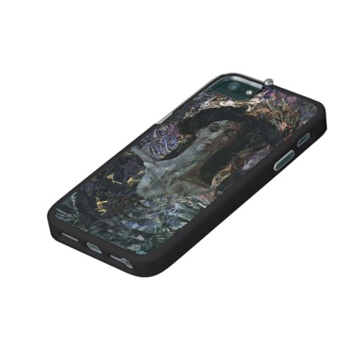 Mikhail Vrubel- The Six Winged Seraph iPhone 5 Cases