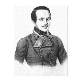 Mikhail Yuryevich Lermontov Lona Envuelta Para Galerias
