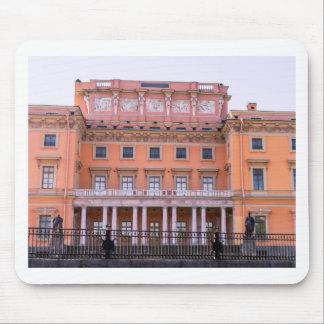 Mikhailovsky Palace Fontanka River Mouse Pad