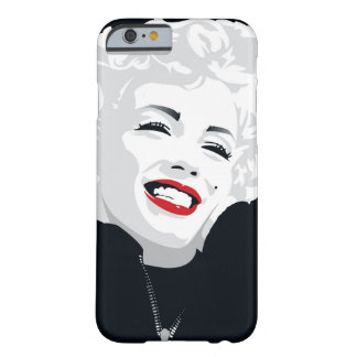 Miki Marilyn Funda Para iPhone 6 Barely There