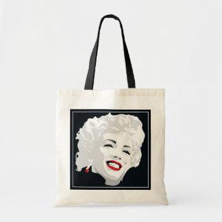 Miki Marilyn Tote Bag