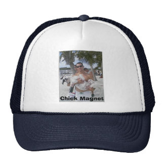 Mikie & Bubba, Chick Magnet Trucker Hat