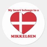 Mikkelsen Sticker