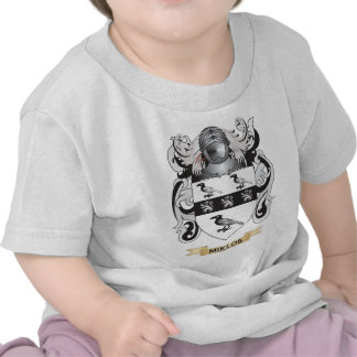 Miklos Coat of Arms (Family Crest) Tee Shirt