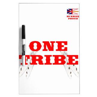 MI'KMAQ PROUD ONE TRIBE Dry-Erase BOARD