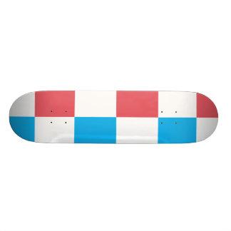 Mikolajki, Poland flag Skate Decks