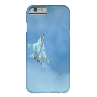 Mikoyan MIG-29 Fulcrum_Aviation Photography Barely There iPhone 6 Case