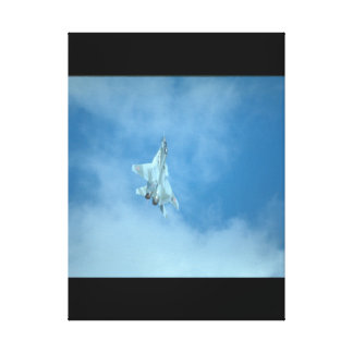 Mikoyan MIG-29 Fulcrum_Aviation Photography Canvas Print