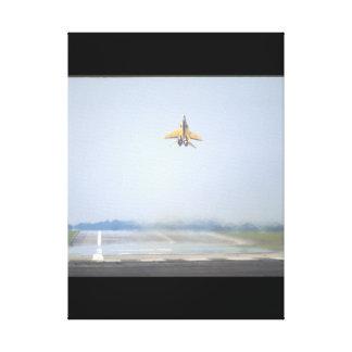 Mikoyan MIG-29 'Fulcrum_Aviation Photography II Canvas Print