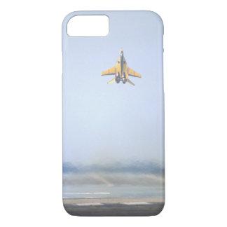 Mikoyan MIG-29 'Fulcrum_Aviation Photography II iPhone 8/7 Case
