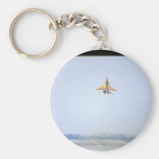 Mikoyan MIG-29 'Fulcrum_Aviation Photography II Keychain