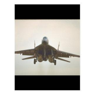 Mikoyan MIG-29 'Fulcrum_Aviation Photography II Postcard